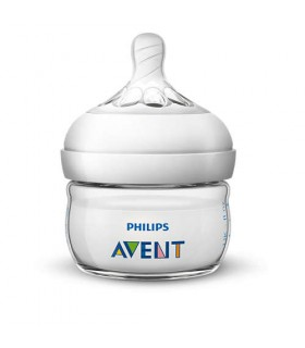 AVENT BIBERON NATURAL 0M 60ML