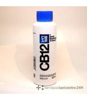 CB12 ENJUAGUE CUIDADO BUCAL 500 ML