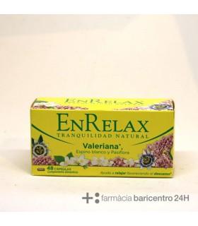 AQUILEA VALERIANA ENRELAX 48 CAPS.