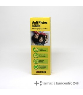 ANTIPIOJOS ISDIN GEL LENDRERA PACK