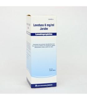 LEVOTUSS 6 MG/ML JARABE 200 ML Medicamentos y Inicio -