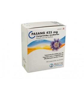 PASANG 425 MG 100 COMPRIMIDOS RECUBIERTOS Medicamentos y Inicio -