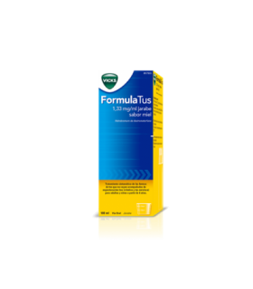 FORMULATUS 1.33 MG/ML JARABE 180 ML Medicamentos y Inicio -