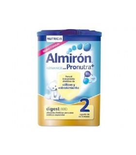 ALMIRON ADVANCE 2 DIGEST 800 G Leches infantiles y Alimentacion del bebe -