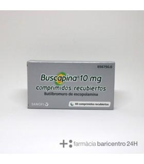 BUSCAPINA 10 MG 60 COMPRIMIDOS RECUBIERTOS Colicos y Trastornos Digestivos - BOEHRINGER INGELHEIM ESPAÑA