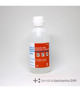 ALCOHOL ALCANFORADO ORRAVAN SOLUCION TOPICA 250