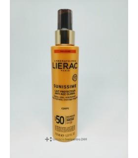 LIERAC SUNISSIME SPF 50 CORPORAL 150 ML Proteccion solar corporal y Cuidado corporal - LIERAC