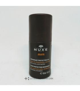 NUXE MEN DESODORANTE ROLL ON 24 H 50 ML Desodorantes y Higiene Corporal -