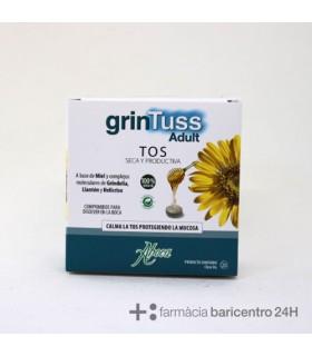 ABOCA GRINTUSS 20 COMPRIMIDOS Tos y Salud Respiratoria -