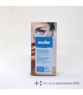 ACOFAR SOLUCION UNICA 60 ML Higiene ocular y Salud ocular -