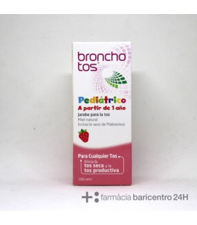 BRONCHOTOS PEDIATRICO 200 ML Tos y Salud Respiratoria -