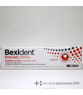CARIAX PASTA GINGIVAL 125 ML. Sensibilidad y encias y Higiene Bucal - KIN