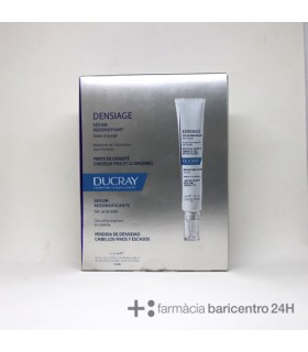 DUCRAY DENSIAGE SERUM 3 X 30 ML Fijacion y Higiene Capilar -