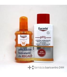 EUCERIN SPY TRANS 50+ 200 +PH5 Proteccion solar corporal y Cuidado corporal -