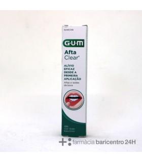 AFTACLEAR GUM GEL 10 ML Aftas y herpes y Higiene Bucal - SUNSTAR