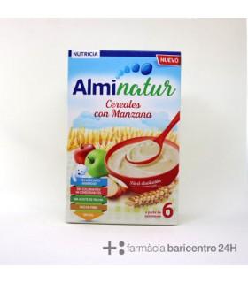 ALMINATUR CEREAL MANZANA 250G Papillas y galletas y Alimentacion del bebe - NUMIL NUTRICION