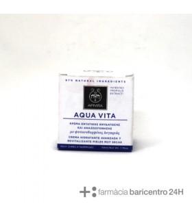 APIVITA AQUAVITA CREMA PIEL MUY SECA 50 ML Piel seca y Hidratación - APIVITA