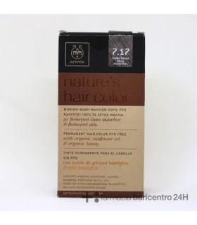 APIVITA TINTE 7.17 Tintes y Higiene Capilar - APIVITA