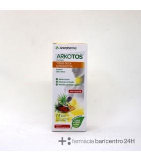 ARKOPHARMA ARKOTOS TOS SECA Y PRODUCTIVA JARABE 140 ML Tos y Salud Respiratoria -