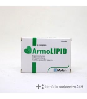 ARMOLIPID 20 COMP Colesterol y Salud cardiovascular - MEDA PH