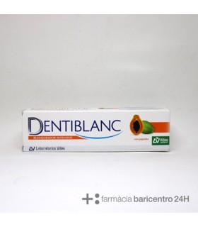DENTIBLANC BLANQUEADOR INTENSICO CON PAPAYA PASTA DENTAL 100ML Blanqueamiento y Higiene Bucal - VIÑAS