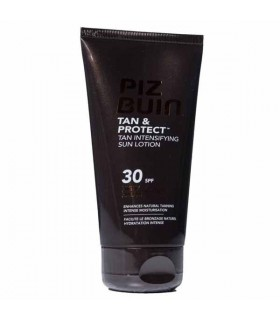 PIZ BUIN TAN  AND  PROTECT FPS - 30 PROTECCION MEDIA