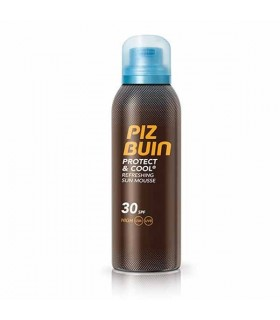 PIZ BUIN PROTECT  AND  COOL FPS - 30 PROTEC ALTA MOU