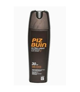 PIZ BUIN SPRAY SOLAR HIDRATANTE ULTRA LIGHT PROT
