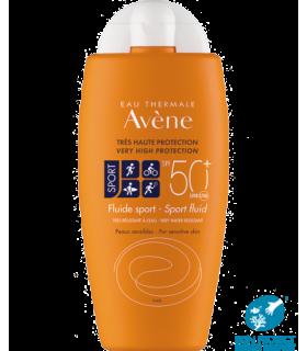 AVENE FLUIDO SPORT SPF50+ 100ML