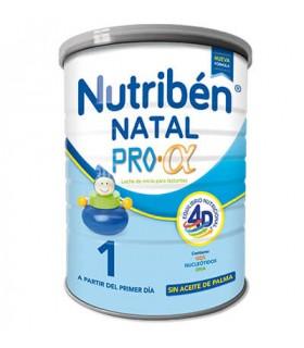 NUTRIBEN NATAL PRO ALFA 800 G Inicio y Leches infantiles - ALTER FCIA