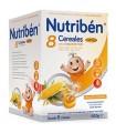 NUTRIBEN 8 CER MIEL+FIBRA 600