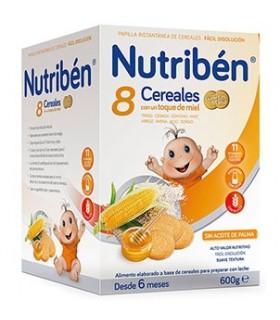 NUTRIBEN 8 CER+MIEL GALL.MARIA