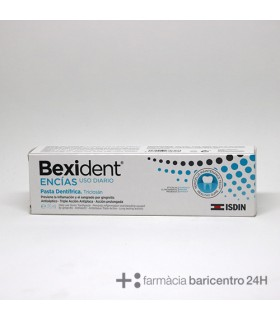 BEXIDENT ENCIAS TRICLOSAN PASTA 75ML