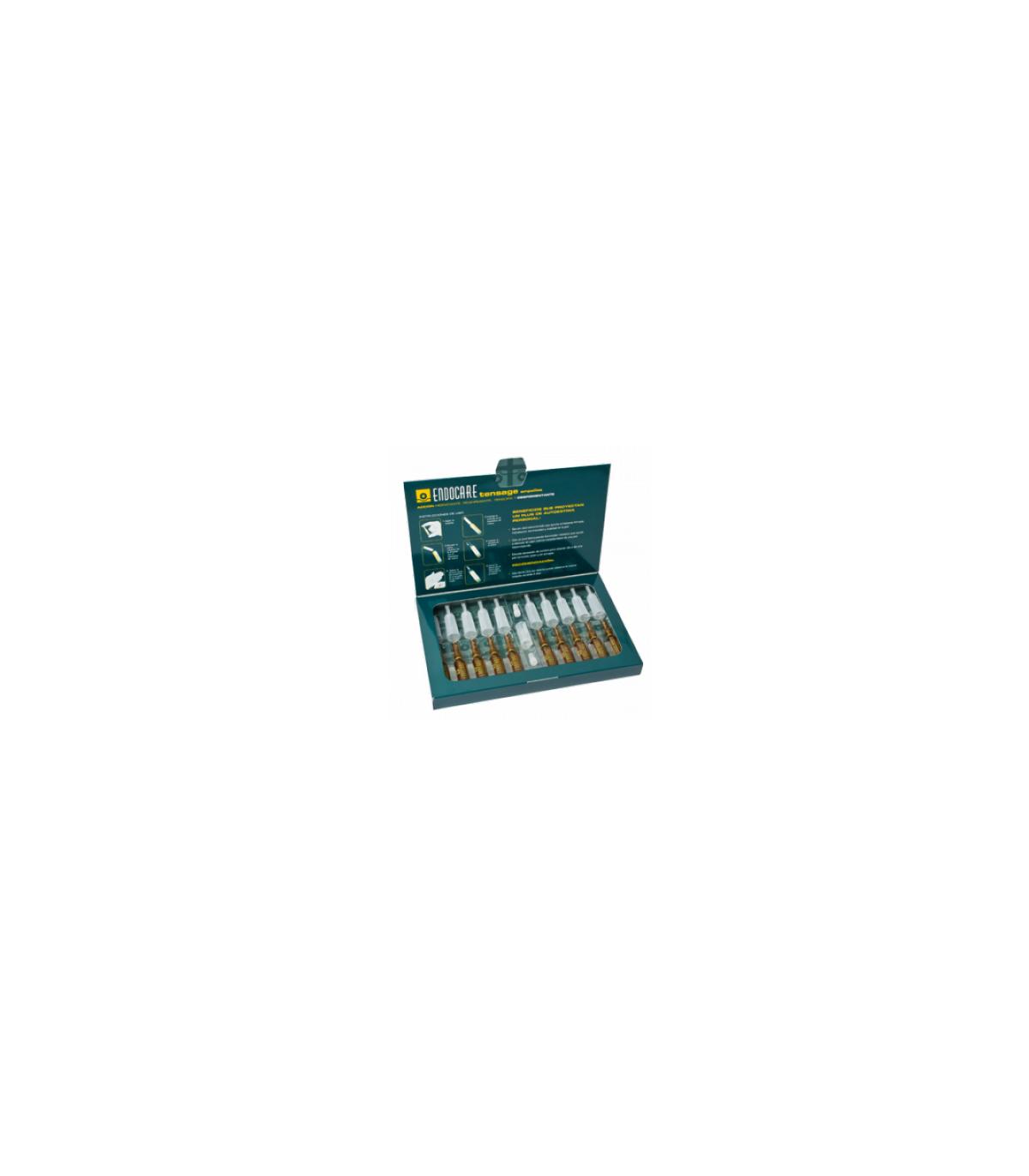 Farmacia Baricentro|ENDOCARE TENSAGE AMPOLLAS 10 AMP 2 ML