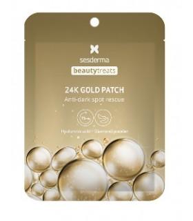 SESDERMA 24K GOLD PATCH BEAUTYTREATS OJOS