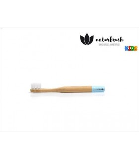 NATURBRUSH CEPILLO DENTAL INFANTIL AZUL