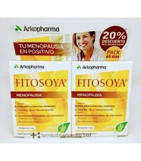 ARKOPHARMA FITOSOYA DUPLO 60 CAPSULAS Menopausia y Salud vias urinarias - ARKOPHARMA