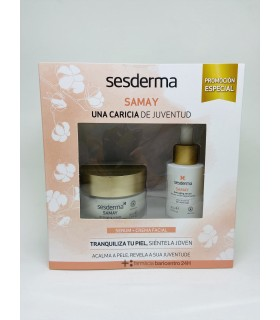SESDERMA SAMAY CREMA + SERUM PACK