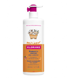KLORANE JUNIOR CHAMPU DESENREDANTE  500 ML