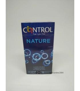CONTROL NATURE PRESERVATIVOS 12U Preservativos y Salud Sexual -