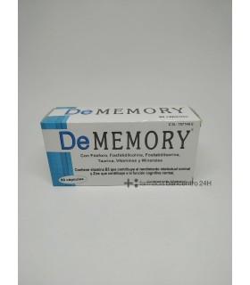 DEMEMORY 60 CAPS Sistema nervioso y Salud -