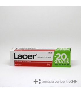 LACER PASTA DENTAL 125 ML