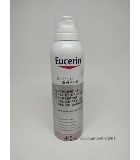 EUCERIN MEN SILVER SHAVE GEL DE AFEITAR 150 ML Afeitado y Cosmetica Hombre - BEIERSDORF,S.A.