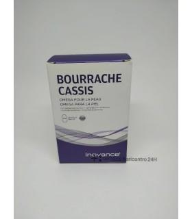 INOVANCE BOURRACHE CASSIS 100CAP Nutricosmetica y Cosmetica facial -
