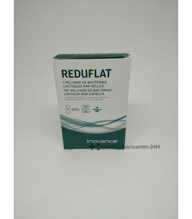 INOVANCE REDUFLAT 45 CAPS Gases y Salud Digestiva -