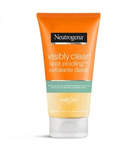 NEUTROGENA VISIBLY CLEAR SPOT PROOFING EXFOLIANT  y  -