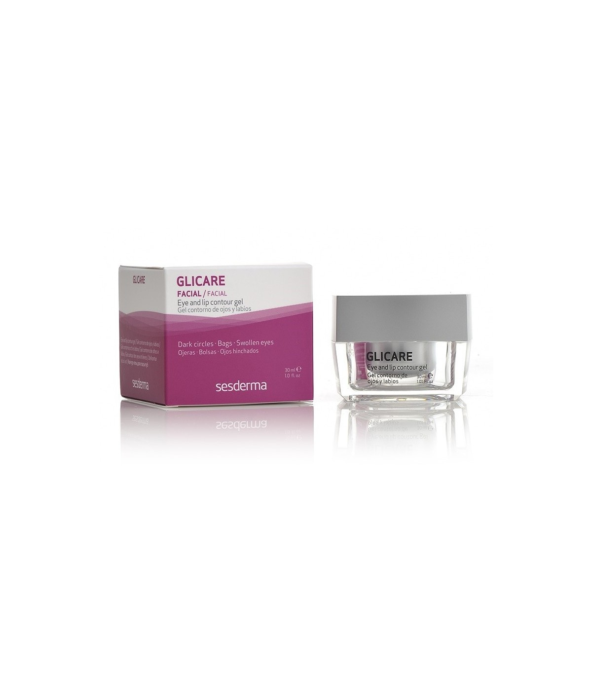 Farmacia Baricentro|SESDERMA GLICARE GEL CONTORNO OJOS Y LABIOS 30ML