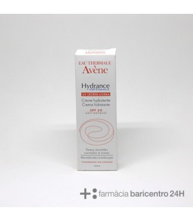 AVENE HYDRANCE OPTIMALE LLEUGERA UV20 40 ML