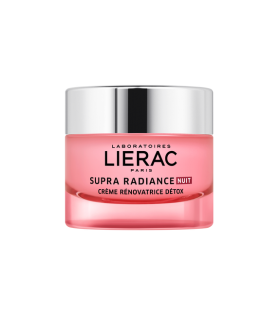 LIERAC SUPRA RADIANCE NIGHT CREMA