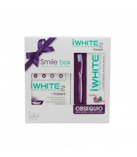 IWHITE INSTANT PACK PROMO Blanqueamiento y Higiene Bucal -